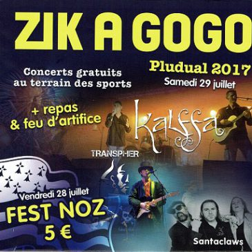 ZIK a GOGO PLUDUAL